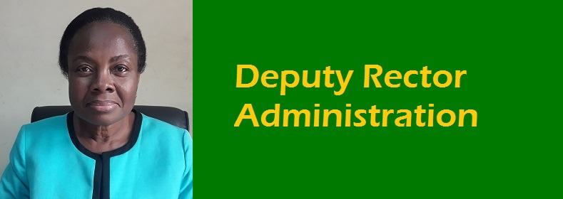 Service units | Deputy Rector Administration