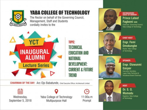 Yabatech all news